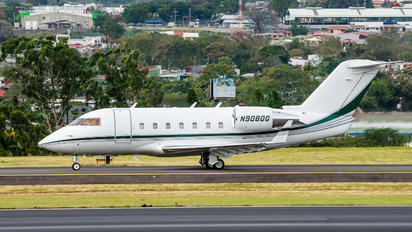 N908DG - Private Bombardier CL-600-2B16 Challenger 604
