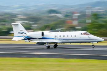 N255SL - Private Learjet 60