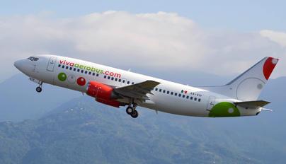 XA-VIY - VivaAerobus Boeing 737-300