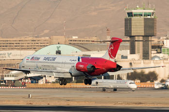 EP-TAN - ATA Airlines Iran McDonnell Douglas MD-83