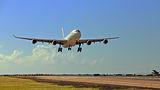 Air France Airbus A340-300 F-GLZR at Sint Maarten - Princess Juliana Intl airport