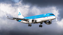 PH-EZW - KLM Cityhopper Embraer ERJ-190 (190-100) aircraft