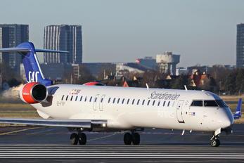 EI-FPP - SAS - Scandinavian Airlines Bombardier CRJ 900ER