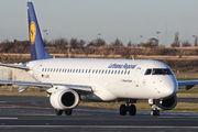 D-AEME - Lufthansa Regional - CityLine Embraer ERJ-195 (190-200) aircraft