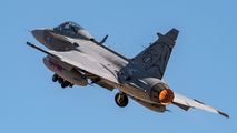 40 - Hungary - Air Force SAAB JAS 39C Gripen aircraft