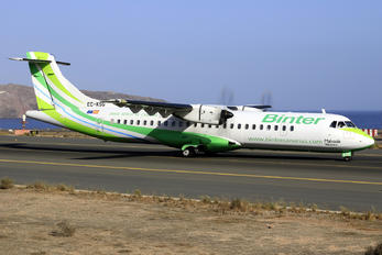 EC-KSG - Binter Canarias ATR 72 (all models)