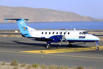 EC-JDY - Serair Beechcraft 1900C Airliner