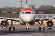 G-EZUP - easyJet Airbus A320 aircraft