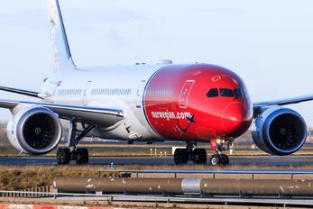 G-CKMU - Norwegian Air UK Boeing 787-9 Dreamliner