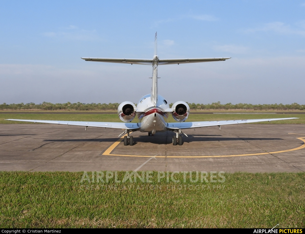 American Jet LV-FPW aircraft at Formosa Intl