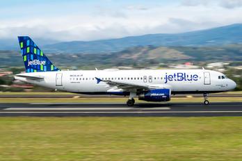N639JB - JetBlue Airways Airbus A320