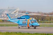 JA220E - Nagano Police Agusta Westland AW139 aircraft