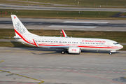 Rare visit of Polish Government B738 to Zurich title=