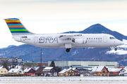 SE-DSX - BRA (Sweden) British Aerospace BAe 146-300/Avro RJ100 aircraft