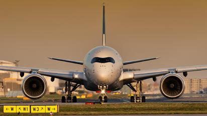 A7-AMC - LATAM Airbus A350-900