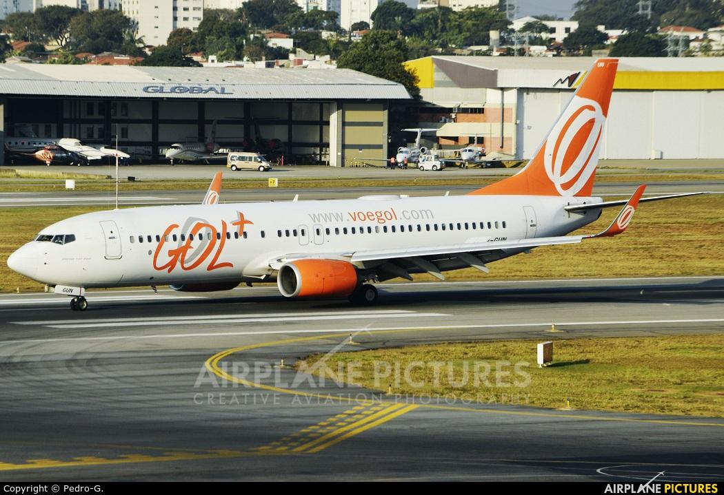 GOL Transportes Aéreos  PR-GUN aircraft at São Paulo - Congonhas