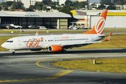 PR-GUN - GOL Transportes Aéreos  Boeing 737-800 aircraft