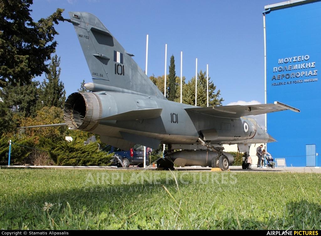 Greece - Hellenic Air Force 101 aircraft at Tatoi