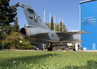 101 - Greece - Hellenic Air Force Dassault Mirage F1