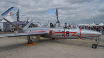 F-AZPF - Private Fouga CM-175 Zephyr aircraft
