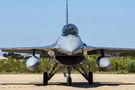 Turkey - Air Force General Dynamics F-16D Fighting Falcon 91-0022 at Zaragoza airport