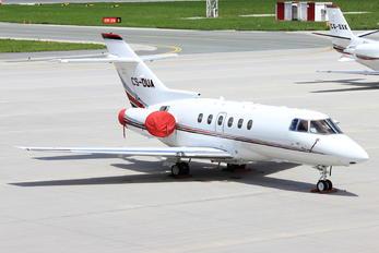 CS-DUA - NetJets Europe (Portugal) Hawker Beechcraft 750