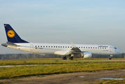 D-AEMB - Lufthansa Regional - CityLine Embraer ERJ-195 (190-200) aircraft