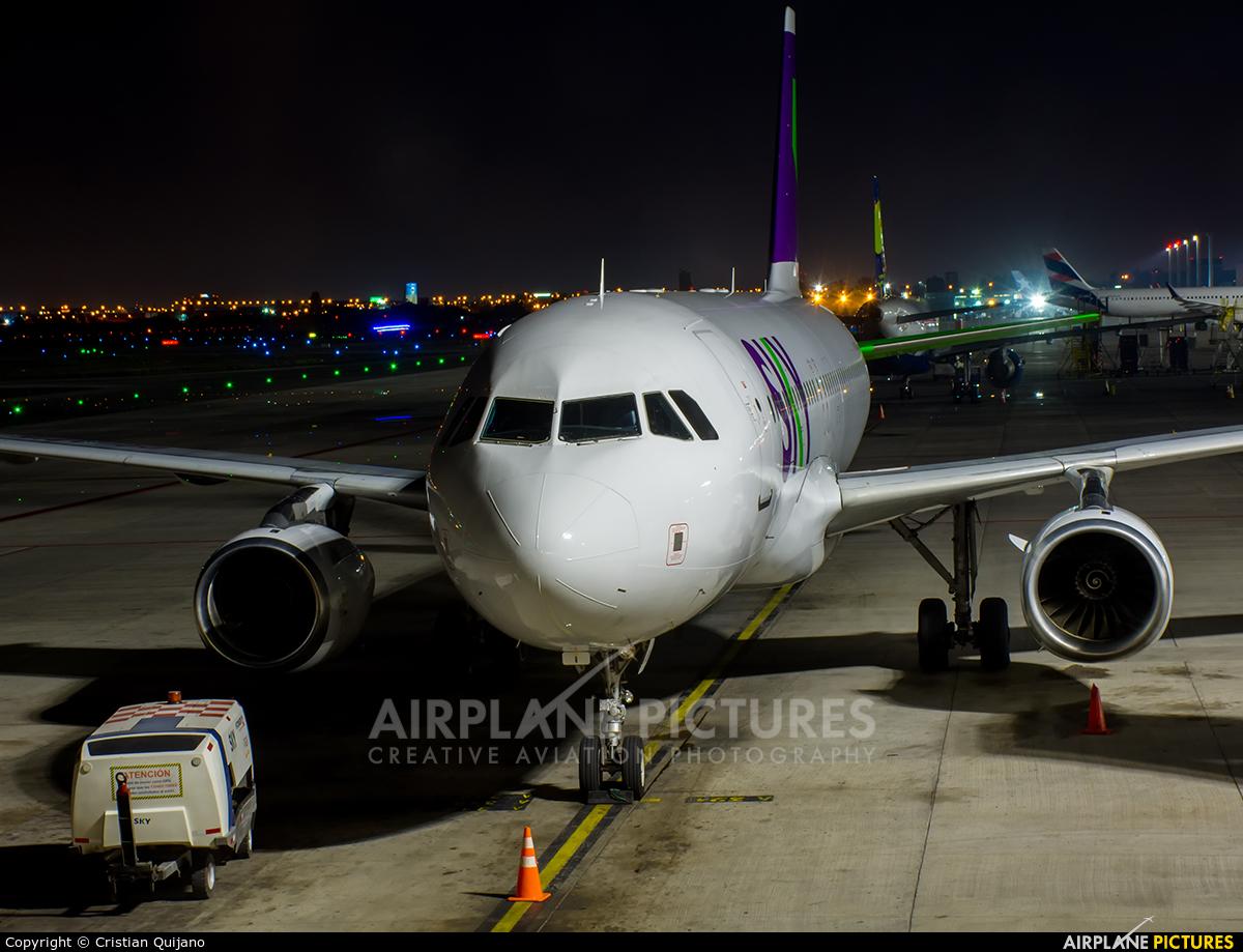 Sky Airlines (Chile) CC-ABW aircraft at Santiago de Chile - Arturo Merino Benítez Intl