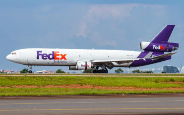 N591FE - FedEx Federal Express McDonnell Douglas MD-11F