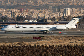 UR-CPX - ATA Airlines McDonnell Douglas MD-83