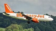G-EZBG - easyJet Airbus A319 aircraft