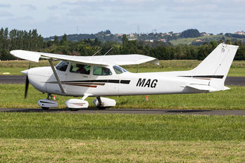 ZK-MAG - Private Cessna 172 Skyhawk (all models except RG)