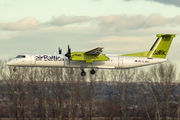 YL-BBT - Air Baltic de Havilland Canada DHC-8-400Q / Bombardier Q400 aircraft