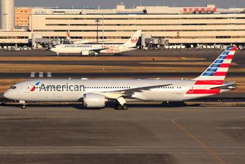 N825AA - American Airlines Boeing 787-9 Dreamliner