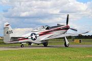 SE-BIL - Biltema North American F-51D Mustang aircraft