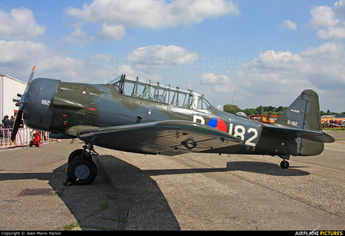 Private PH-TBR aircraft at Antwerp - Deurne