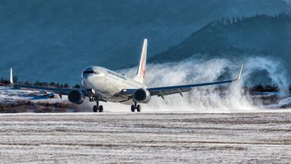 JA314J - JAL - Express Boeing 737-800
