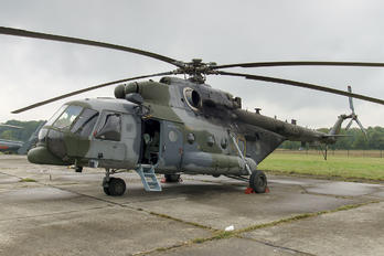 9825 - Czech - Air Force Mil Mi-171