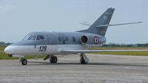 129 - France - Navy Dassault Falcon 10MER aircraft