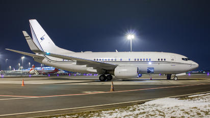 P4-AFK - PremierAvia Boeing 737-700 BBJ