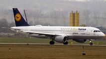 D-AIZB - Lufthansa Airbus A320 aircraft