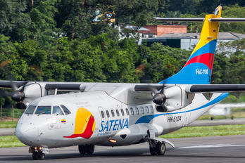 HK-5104 - Satena ATR 42 (all models)