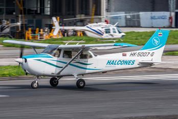 HK-5007-G - Private Cessna 172 Skyhawk (all models except RG)