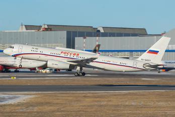 RA-64517 - Rossiya Special Flight Detachment Tupolev Tu-214 (all models)
