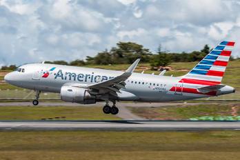 N9008U - American Airlines Airbus A319