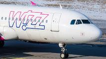 HA-LWB - Wizz Air Airbus A320 aircraft