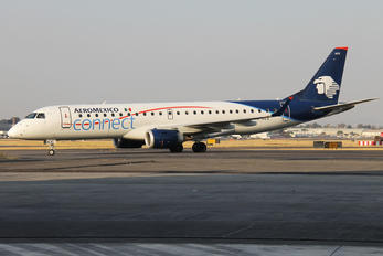XA-ACE - Aeromexico Connect Embraer ERJ-190 (190-100)