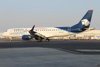 XA-ALY - Aeromexico Connect Embraer ERJ-190 (190-100)
