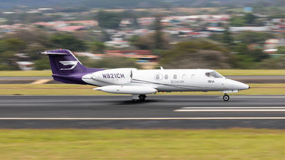 N921CH - REVA Air Ambulance Learjet 35 R-35A