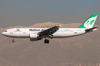 EP-MNL - Mahan Air Airbus A300